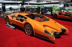 2010 Sbarro Autobau
