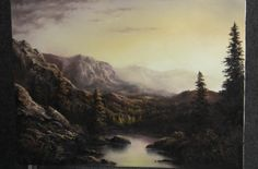 Paint with Kevin Hill - Off in the Valley