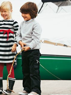 Boy's Cargo Trousers 10/2011 #144 – Sewing Patterns | BurdaStyle.com