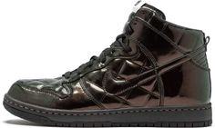 100% authentic 67301 2a1e9 Nike Dunk High Supreme  Olympic Octagon - Black  - Size 10.5