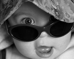 photographer explains how she captured this adorable expression