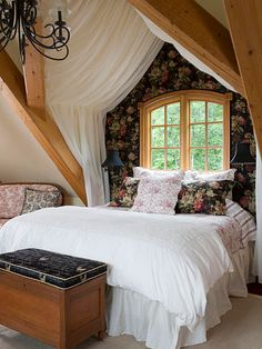 guest bedroom ...Romantic Bedroom
