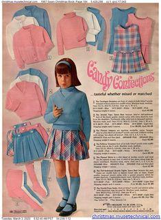 Vintage Kids Fashion, Vintage Kids Clothes, 1960s Fashion, Vintage Children, Girl Fashion, Vintage Dresses, Vintage Outfits, Girl Outfits, Cute Outfits