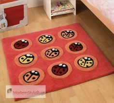 Rugs for kids 2 Natural Bedroom, Childrens Rugs, Flower Nursery, Butterfly Flowers, Best Interior Design, Girls Bedroom, Pink Purple, Kids Rugs, Home Decor