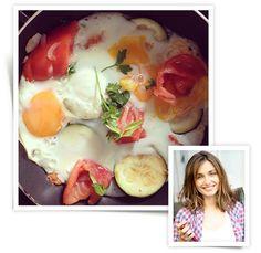 Le breakfast d'Andreea Diaconu  http://www.vogue.fr/beaute/exclu-vogue/diaporama/breakfast-modele/16258/image/881123#!andreea-diaconu
