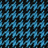 colorful houndstooth apolstery - Google Search