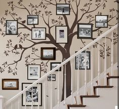Staircase family Tree Wall Decal Tree Wall Decal Sticker Treppe-Familie Baum Aufkleber Baum Wand Aufkleber von SimpleShapes The post Staircase family Tree Wall Decal Tree Wall Decal Sticker appeared first on Fotowand ideen. Diy Home Decor, Room Decor, Wall Decor Crafts, Art Decor, Diy Wall Decorations, Diy Crafts, Wood Crafts, Family Tree Wall Decal, Tree Wall Art