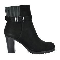 Geox Ankle Boots - waterproof, breathable, comfortable booties that look equally good indoors and out.