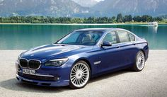 2012 BMW Alpina B7 Biturbo--I'll take one in the color pictured please