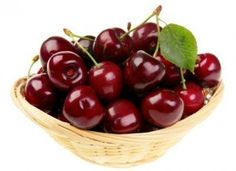 Get rid of gout using the special treatment with cherry!