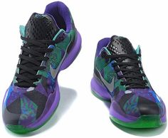 separation shoes d4633 067f9 Nike Zoom Kobe 10 X Green Purple Grey Black0 Foot Games, Nike Air Vapormax,