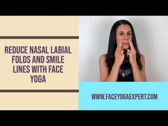 How to reduce nasal labial folds in 3 minute face yoga sequence Face Yoga Method, Face Yoga Exercises, Small Waist Workout, Facial Yoga, Yoga Youtube, Simple Face, Face Massage, Anti Aging Facial, Yoga Videos