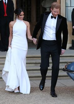 meghan-markle-second-wedding-dress