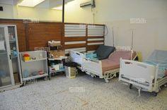 إغلاق أقسام بمجمع عيادات غريان بسبب وقف المرتبات
