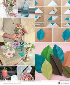 #papercraft #wedding ideas Wedding Pins