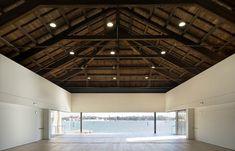 """Auditorium """"Lo Squero"""" - Fondazione Cini onlus, Venezia, 2016 - Cattaruzza Millosevich Architetti Associati"""
