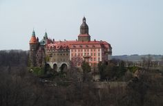 Wycieczka do Ruin Starego Zamku Książ