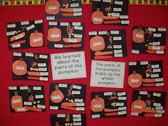Chalk Talk: A Kindergarten Blog: Halloween Alphabet Song and a Few Other Ideas....