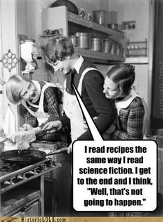 Especially if they have more than two ingredients.