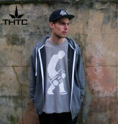 """THTC make really cool organic hemp or carbon neutral organic cotton T-shirts and hoodies with awesome designs. Their website states """"Our mission is simple - to support organic farming, reduce agricultural chemical use, encourage ethical trade, save water and to create a buzz around activism."""""""