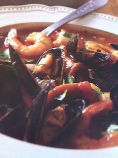 Easy crockpot recipes: Seafood Stew Crockpot Recipe