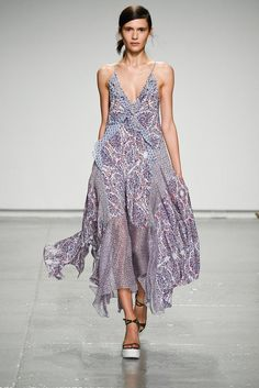 Rebecca Taylor Spring 2015 Ready-to-Wear - Collection - Gallery - Look 3 - | Le Fevrier |