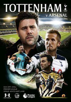 Showdown: Tottenham vs Arsenal