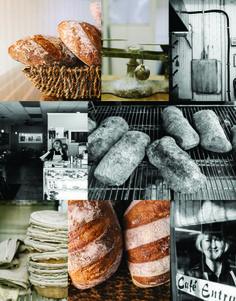 Artisan bread in Central, MA