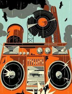Vinyl Record Radio Audio Music Vinyle Musique: