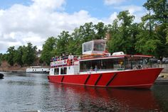 #perfectchester Boat Trips on the River Dee, Chester   www.visitchester.com