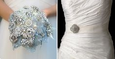 The Bride and the Brooch