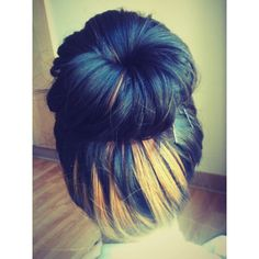 Tumblr ❤ liked on Polyvore featuring hair, hairstyles, hair styles, pictures and beauty