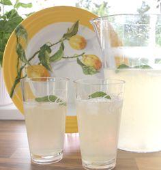 Lemonade oppskrift