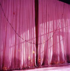Glyndebourne (Curtain), 2008 by Sophy Rickett