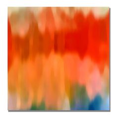 Abstract Watercolor II by Amy Vangsgard Painting Print on Canvas