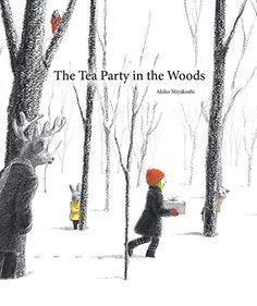 The Tea Party in the Woods by Akiko Miyakoshi http://smile.amazon.com/dp/1771381078/ref=cm_sw_r_pi_dp_XjMixb12ZA6W4