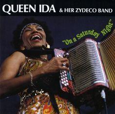 Queen Ida - queen of Zydeco & Cajun