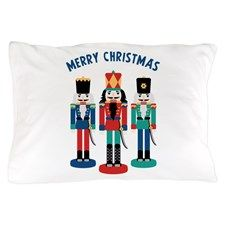 MERRY CHRISTMAS Pillow Case for