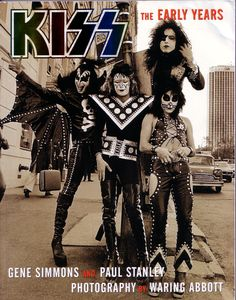 cover Kiss the early years book
