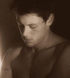 Cory Monteith if I had u alone oh the things I'd do!