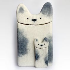 Felted Cats cases