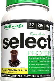 PEScience continues to go after new, softer markets with PES Select VEGAN Protein: https://blog.priceplow.com/supplement-news/select-vegan-protein  This move makes sense, as there's a huge trend in this direction, but can they mask that pea taste with stevia?? Or will the vegetarian/vegan crowd just be happy that there's finally a new market contender out there? #SelectVeganProtein #Vegan #Vegetarian