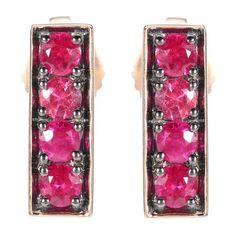Latelita London Monte Carlo Earring Rosegold Light Pink 410