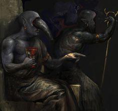 Morrowind: Dagoth Delnus by IgorLevchenko.deviantart.com on @DeviantArt