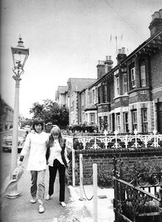 Mick and Marianne, 1967. Marianne Evelyn Faithfull (born December 29, 1946) is an English singer, songwriter and actress, whose career has spanned six decades. From 1966 to 1970, she had a highly publicized romantic relationship with the Rolling Stones lead singer Mick Jagger.