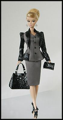 barbie ooak fashion for silkstone - Google Search