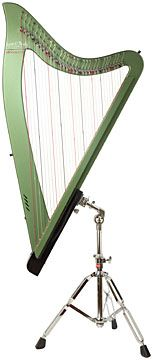 MY NEXT HARP!!!    Silhouette Electric Lever Harp  33 Strings  1st octave G to 6th octave C  http://www.lyonhealy.com/lever-silhouette-electric.htm