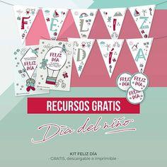 Kary Fernández | Diseño (@karyfernandez.design) Recurso gratis para el Día del Niño Playing Cards, Instagram, Kit, Words, Happy Day, Boy's Day, Playing Card Games, Game Cards, Horse