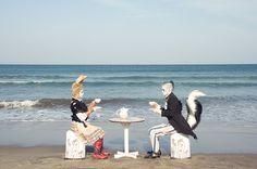 瀬戸内国際芸術祭、島巡りの最後に特別な食のおもてなし。「讃岐の晩餐会」ツアー開催