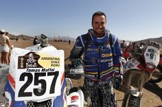 Recordando el Dakar 2012  Fuente: www.dakar.com